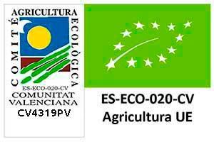 Verdura ecológica certificda