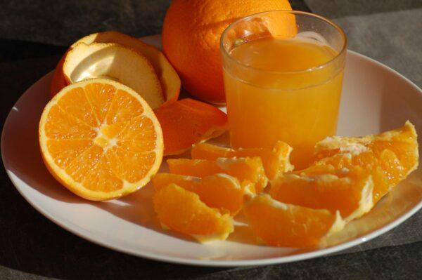 naranjas ecologicas