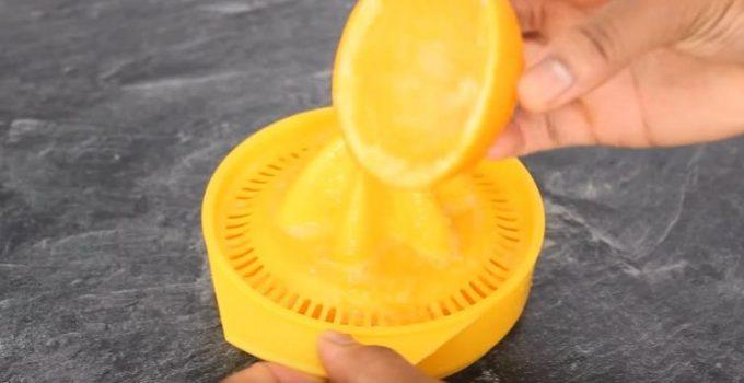 naranja eco exprimida