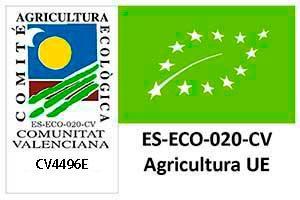 granadas fruta ecológica certificada