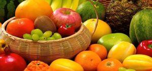 frutas potencian memoria