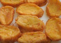 receta de torrija con naranja