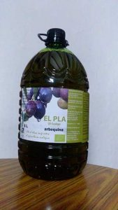 precio 5 litros de aceite ecologico