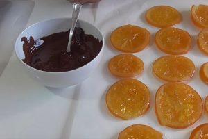 acompañantes para las naranjas como postres